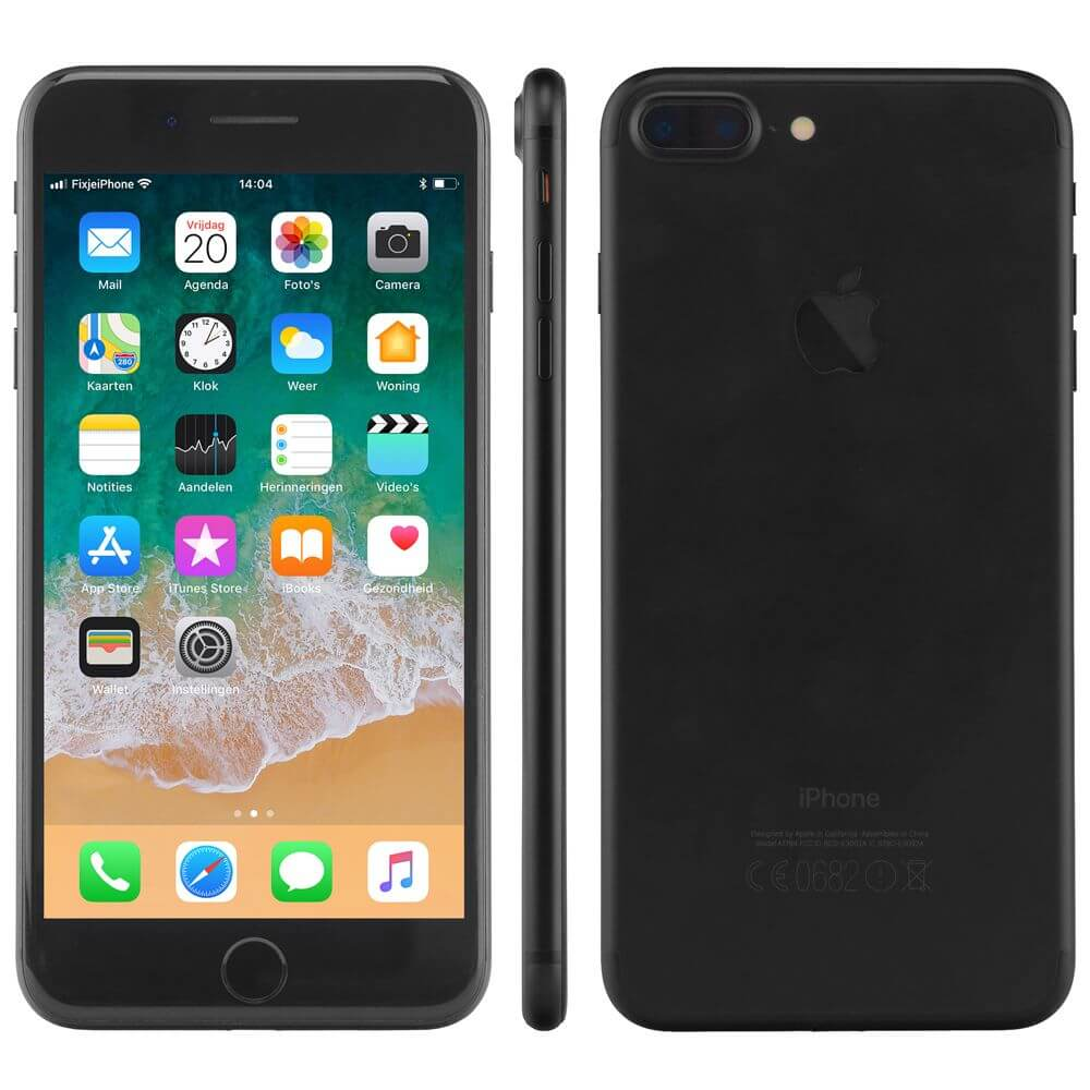 IPhone 7 16GB Zwart
